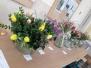 Workshop jarní vazba květin